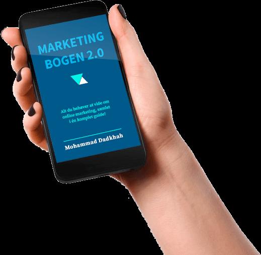 Marketingbogen header